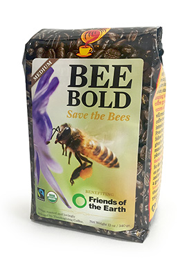 BEE BOLD - Dark Roast