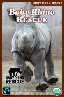 Baby Rhino Rescue - Very Dark Roast_THUMBNAIL