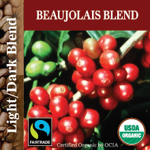 Beaujolais Blend – Fair Trade & Organic
