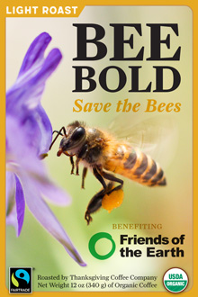 BEE BOLD - Light Roast