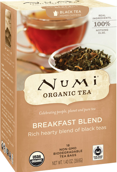 Numi Tea - Breakfast Blend