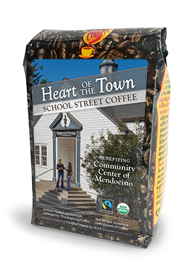 Heart of the Town - Very Dark Roast