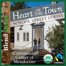 Heart of the Town - Decaf Blend