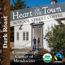 Heart of the Town - Dark Roast