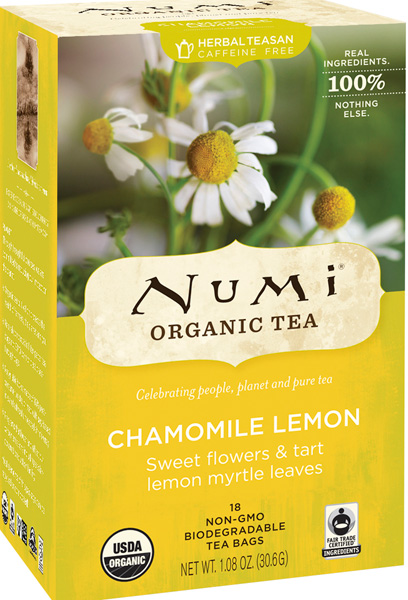 Numi Tea - Chamomile Lemon