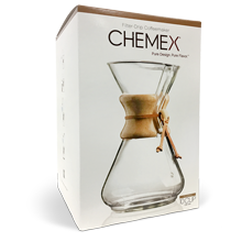 Chemex 10 Cup Classic Pour-Over Coffee Maker THUMBNAIL