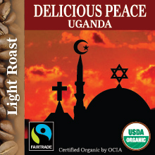 Delicious Peace, Uganda - Light Roast
