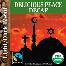 Delicious Peace, Uganda - Decaf