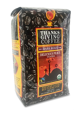 Delicious Peace, Uganda - Dark Roast