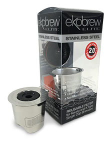 Ekobrew Elite Stainless Steel K Cup THUMBNAIL