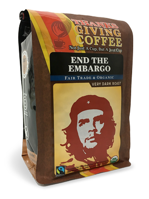 End The Embargo - Very Dark Roast MAIN