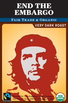 End The Embargo - Very Dark Roast