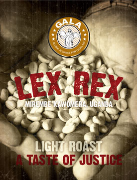 Lex Rex Blend - light roast