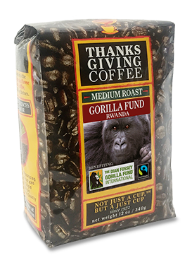 Gorilla Fund Coffee