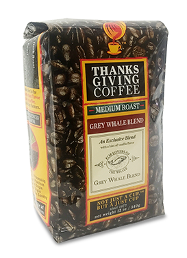 Grey Whale Blend