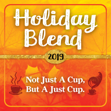 holiday coffee blend THUMBNAIL