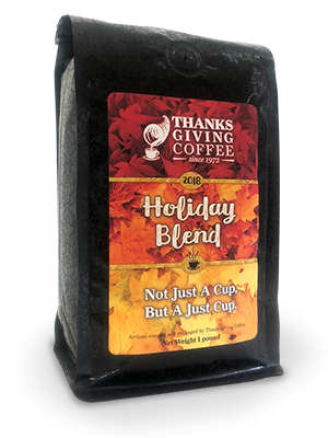 holiday coffee blend