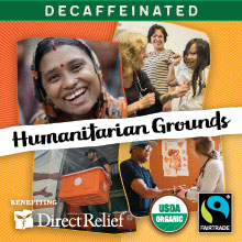 Humanitarian Grounds - Decaf Blend THUMBNAIL