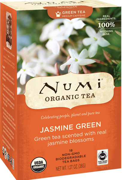 Numi Tea - Jasmine Green