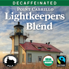 Lightkeepers Blend - Decaf Blend THUMBNAIL