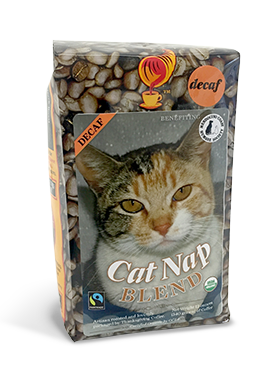 Cat Nap Blend - Decaf Blend