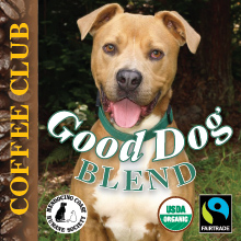 Good Dog Blend Coffee Club