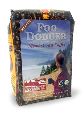 Fog Dodger - Very Dark Roast