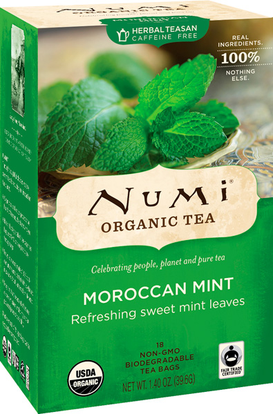 Numi Tea - Moroccan Mint