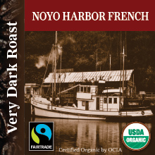 Noyo Harbor French