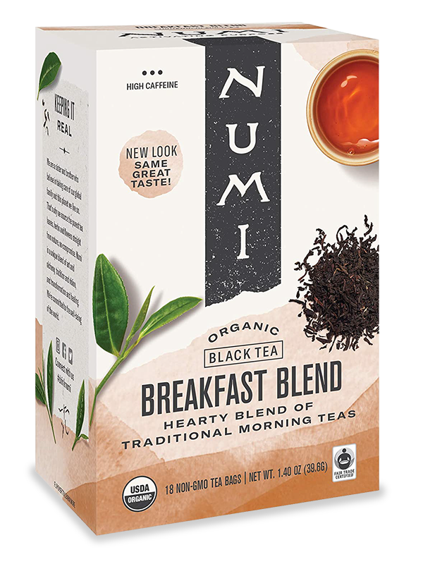 Numi Tea - Breakfast Blend MAIN