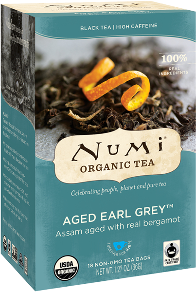 Numi Aged Earl Grey Tea MAIN
