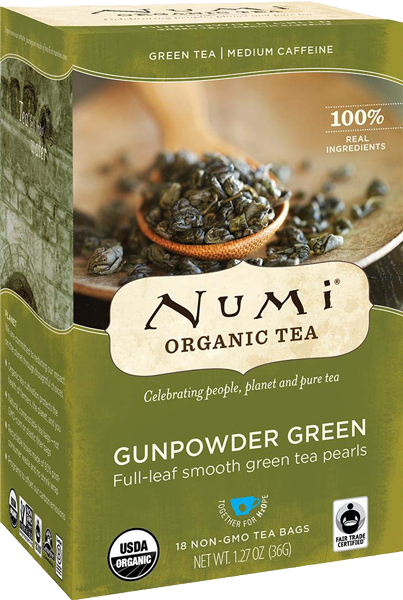 Numi Gunpowder Green Tea MAIN