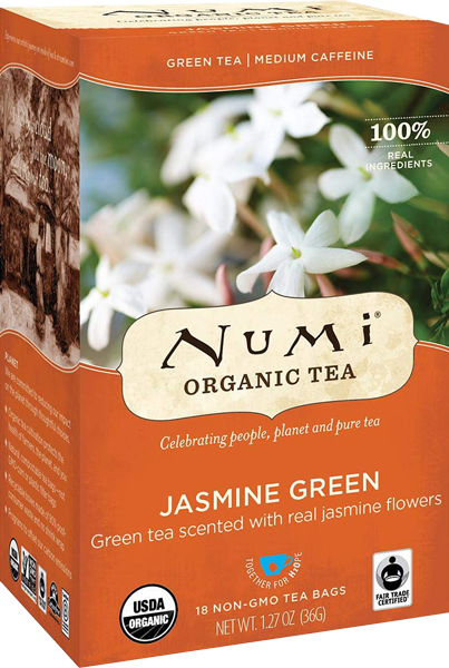 Numi Jasmine Green Tea MAIN
