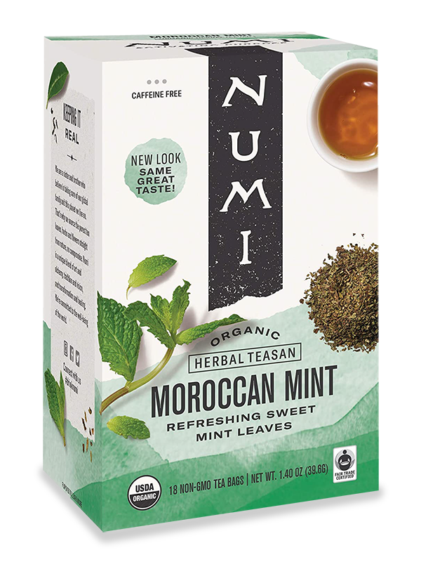 Numi Tea - Moroccan Mint MAIN