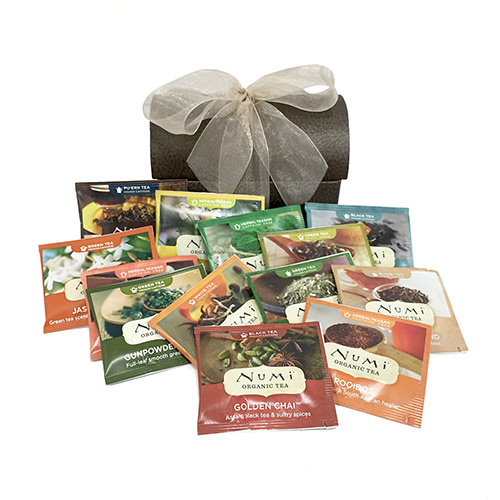 Numi Organic Tea Sampler - gift box MAIN