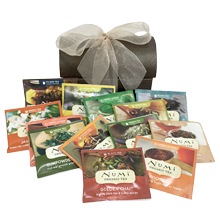 Numi Organic Tea Sampler - gift box THUMBNAIL