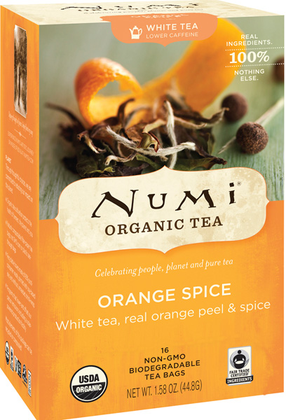 Numi Tea - Orange Spice