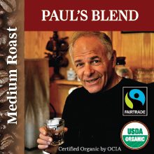 Paul's Blend - Fair Trade & Organic