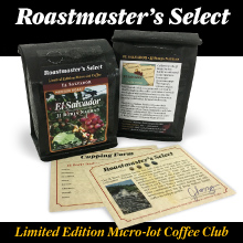 Coffee Club: Roastmaster's Select THUMBNAIL