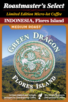 Flores Green Dragon THUMBNAIL