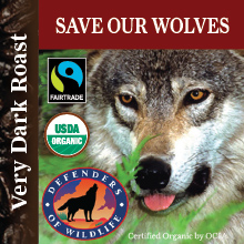 Save Our Wolves - Very Dark