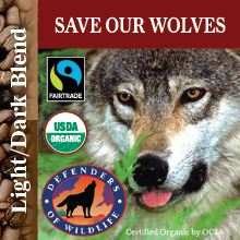 Save Our Wolves - Blend
