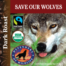 Save Our Wolves - Dark Roast