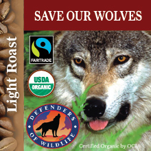 Save Our Wolves - Light Roast