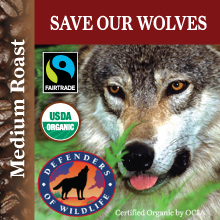 Save Our Wolves - Medium Roast