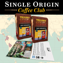 Coffee Club: Single Origin THUMBNAIL