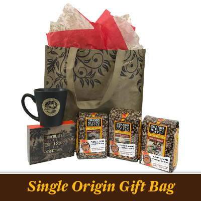 Single Origin Coffee Gift Bag