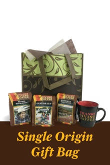 Single Origin Coffee Gift Bag THUMBNAIL