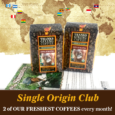 Coffee Club: Single Origin