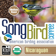 Thanksgiving Coffee Nicaraguan -  bird friendly, medium roast, organic, shade grown THUMBNAIL